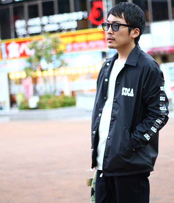 【ONLY ARK】別注 Coach Jacket Type2 -ARKnets Limited-