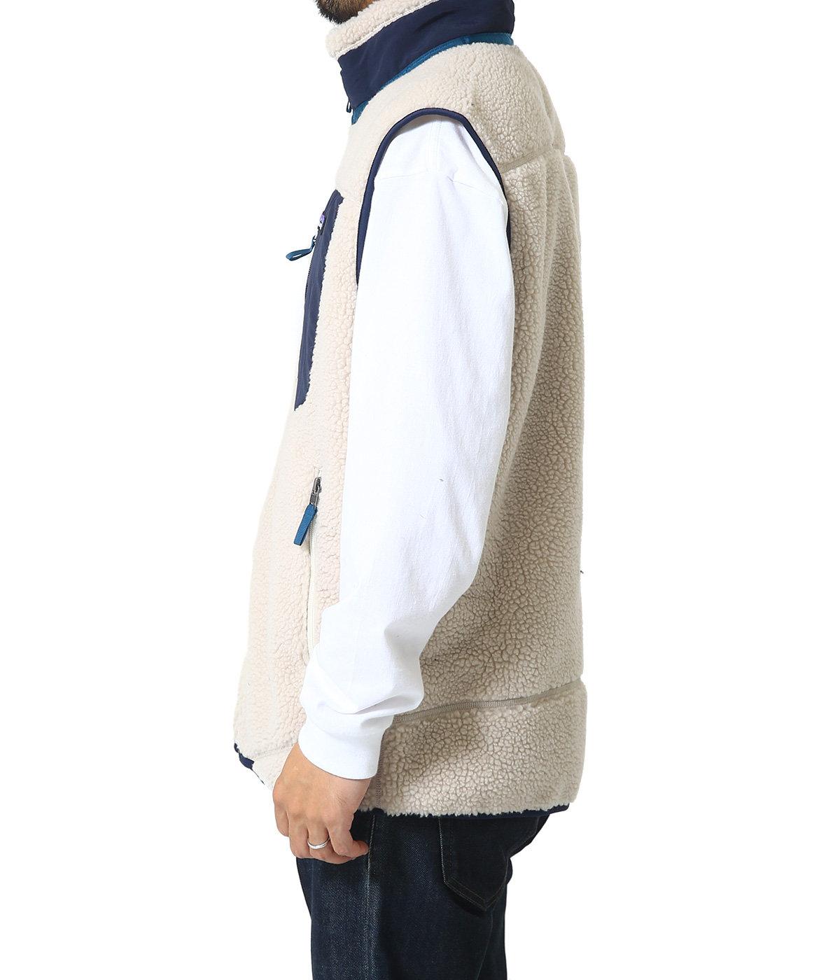 M's Classic Retro-X Vest -PUR-