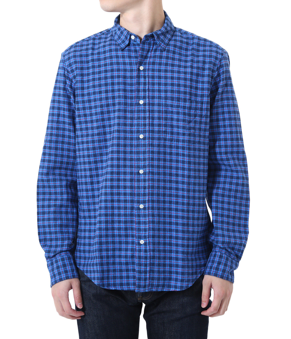 DON  10YEARS HERITAGE ITALIAN COTTON FLANNEL