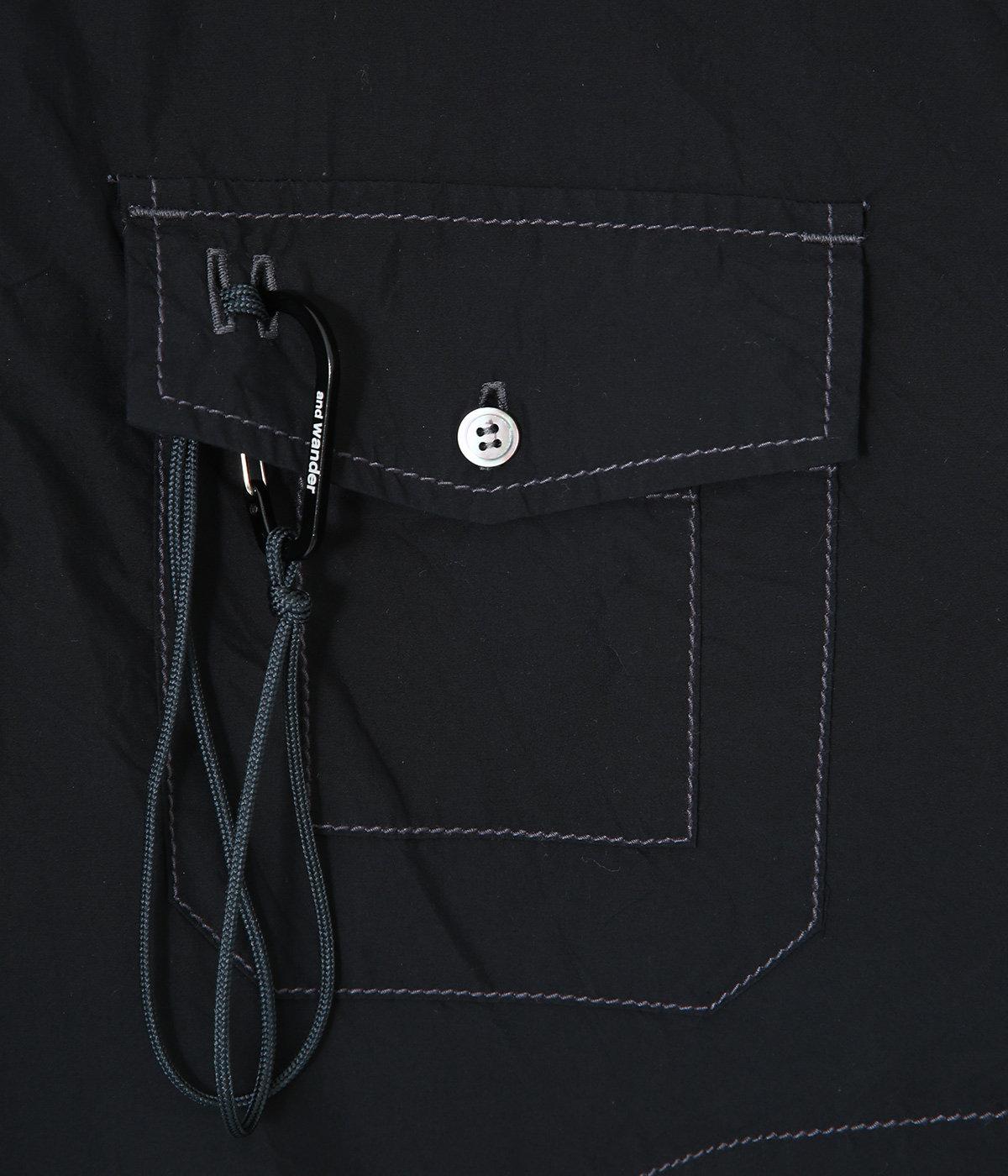 CORDURA typewriter long sleeve over shirt