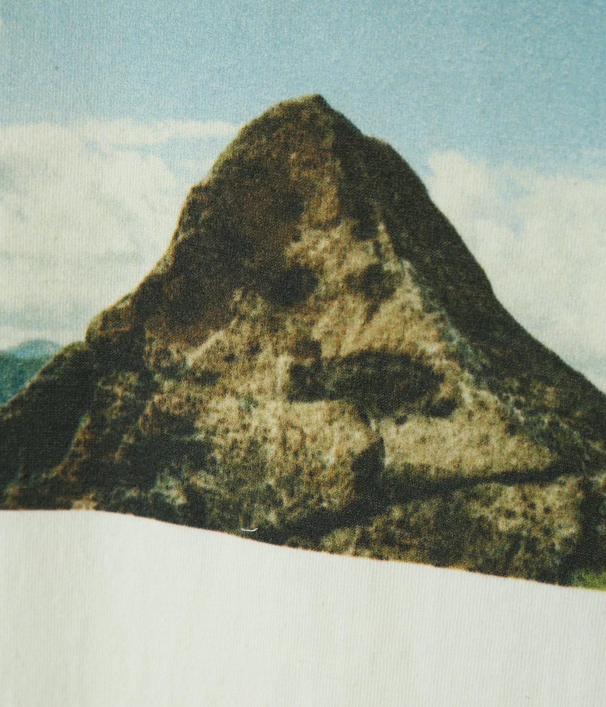 mountain photo T by Tetsuo Kashiwada
