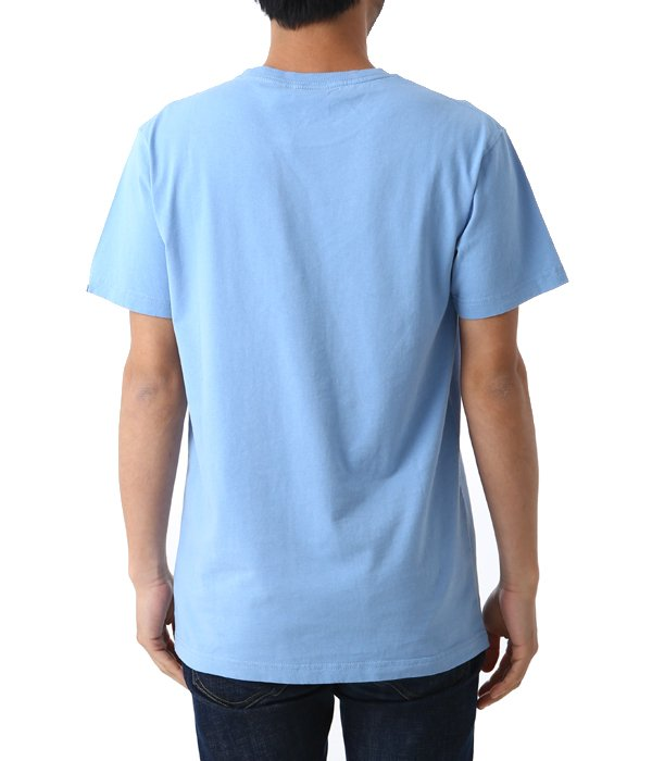 SHIELD TEE -AQUA MARINE-