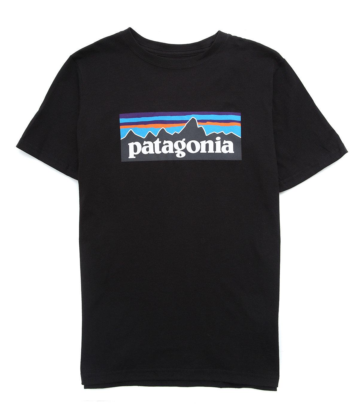 【レディース】ボーイズ P-6ロゴ オーガニック Tシャツ