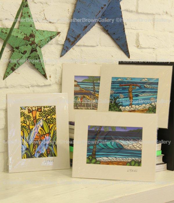 Art Print 11×14 「Sea Siren」