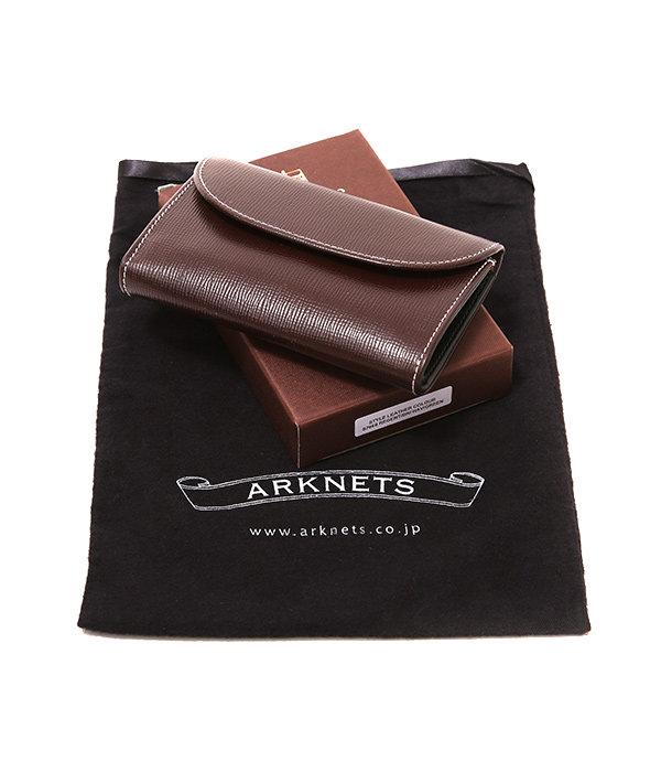 【ウォレット、ベルトをはじめとした小物類に最適】ギフト巾着Sサイズ(W20cm×H27)