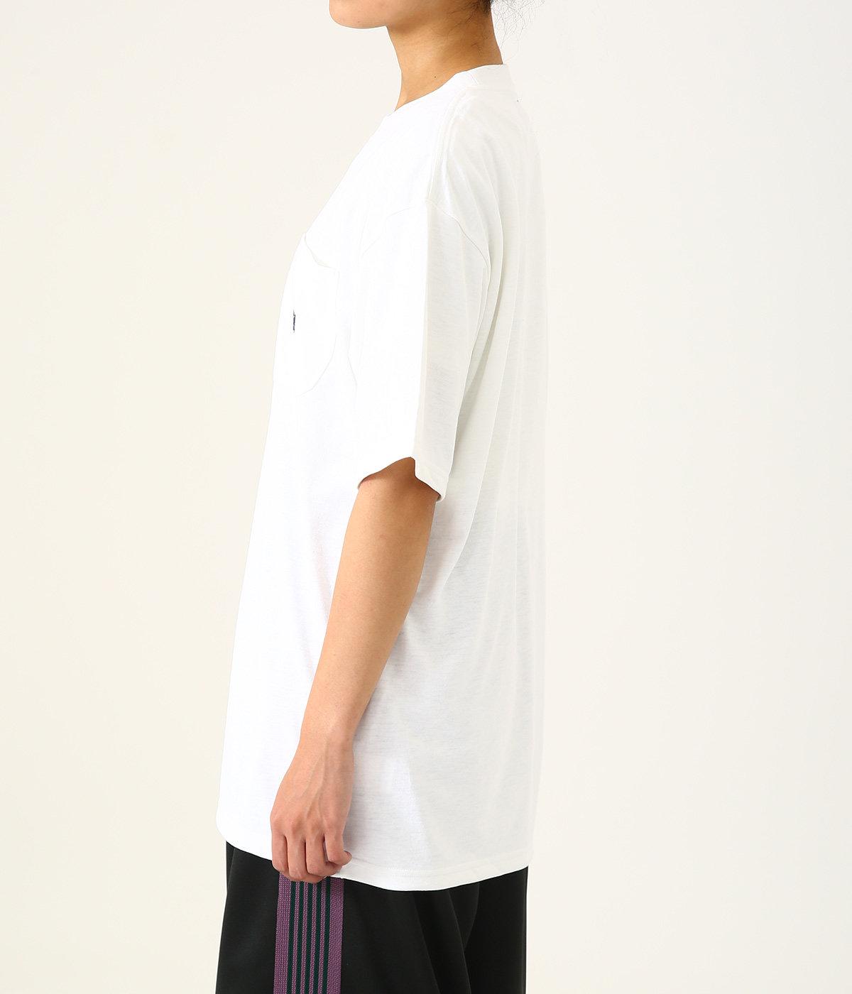 【レディース】S/S Crew Neck Tee - Synthetic Jersey