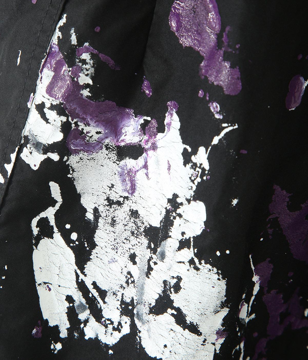 【レディース】【ONLY ARK】別注 H.D. Pant -BDU w/ Paint
