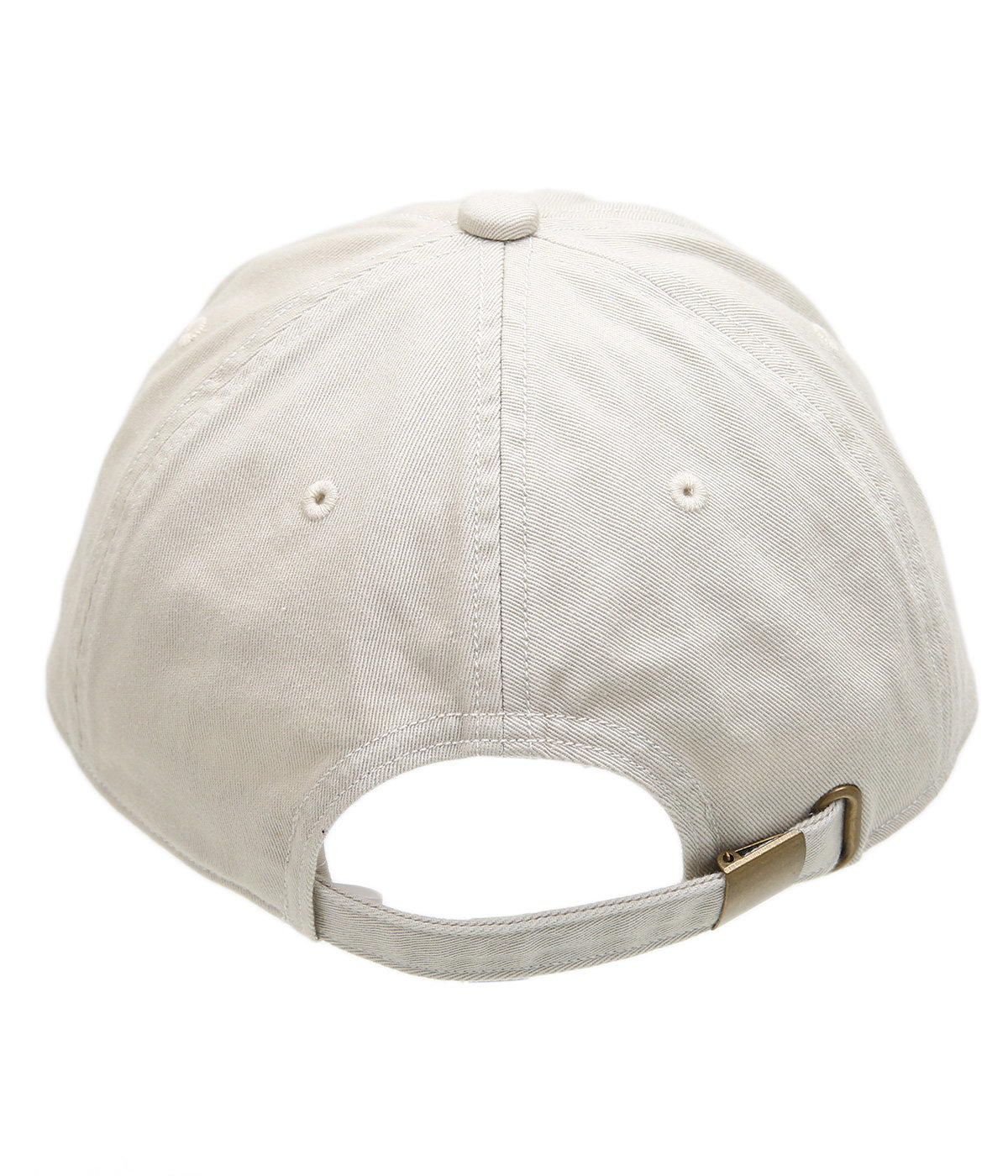 COTTON TWILL CAP