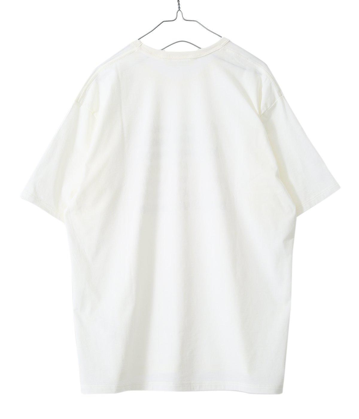 【レディース】graduallu color logo kids T-shirt