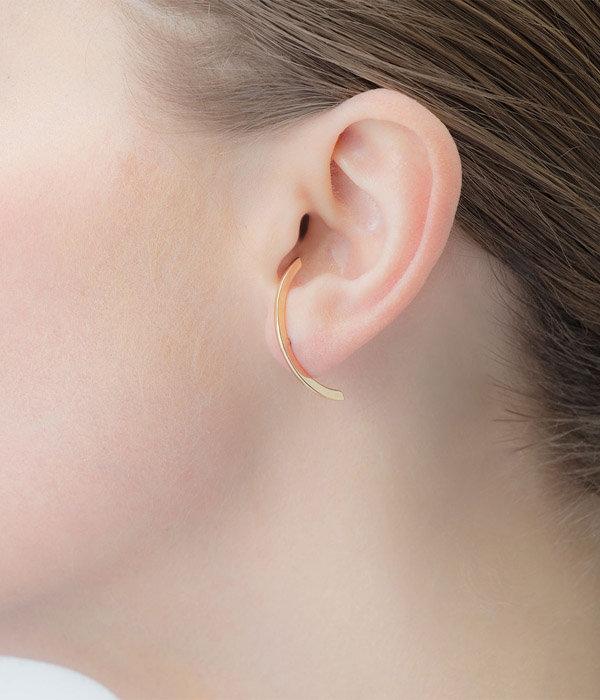 【レディース】Bow Earring(ピアス)