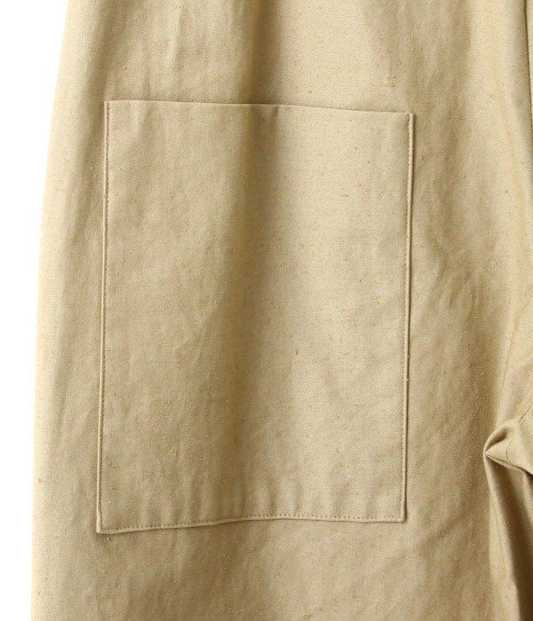 【レディース】slab cotton turn-up pt