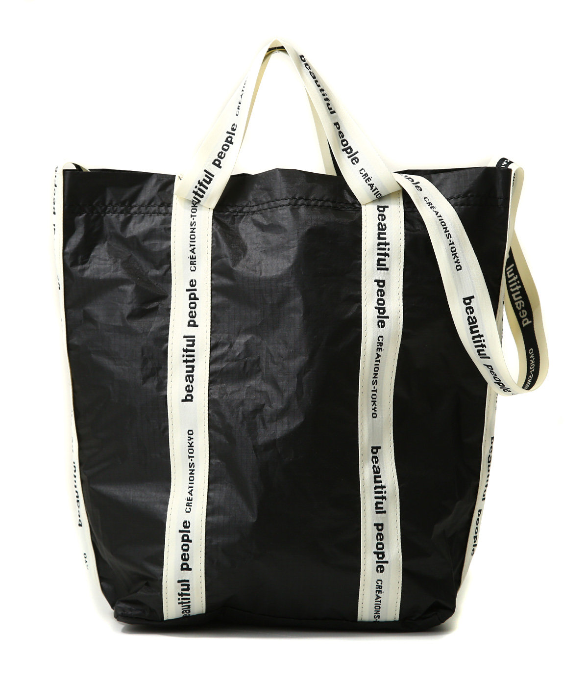 【レディース】sail cloth logo tape shoulder bag