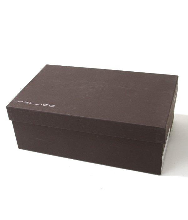 【レディース】<CHUNKY DECOLTE 3.5cm ANDREA>-L.GRAY-