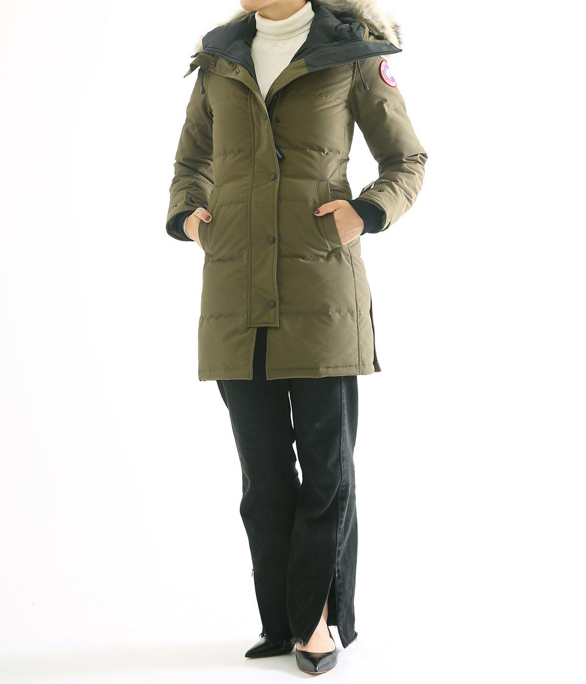 model(160cm) 着用サイズ:S