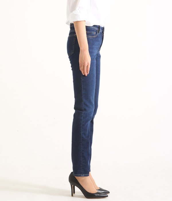 【レディース】Bla Konst / Climb Dark Blue-Length 32-(Jeans Denim)
