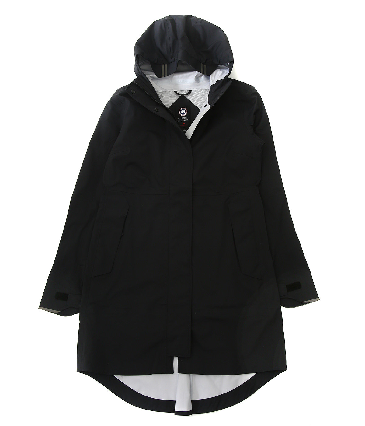 【レディース】<SALIDA JACKET(サリダジャケット)>-ブラック-