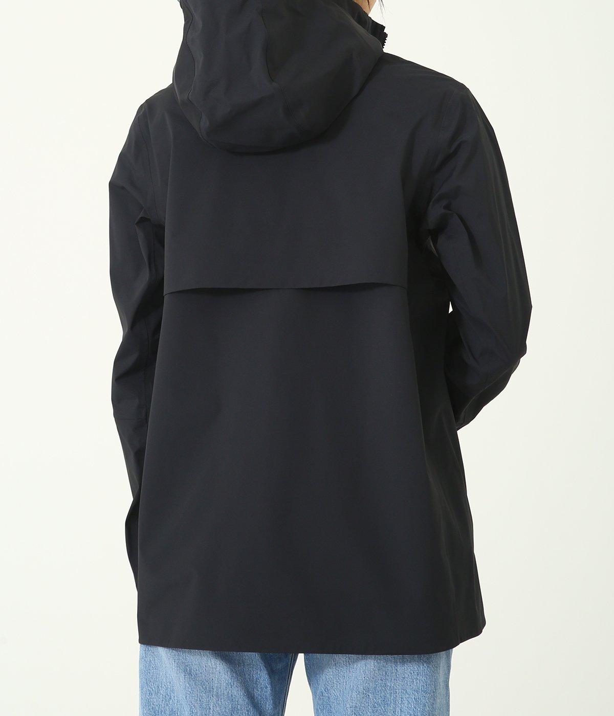 【レディース】<PACIFICA JACKET(パシフィカジャケット)>-ブラック-