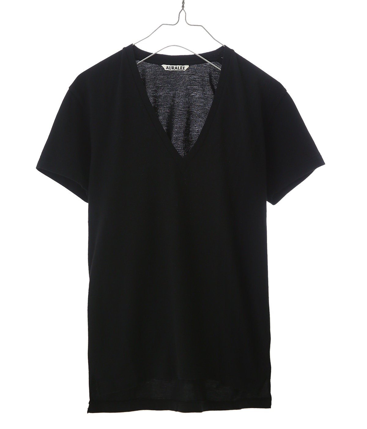 【レディース】SEAMLESS V-NECK TEE