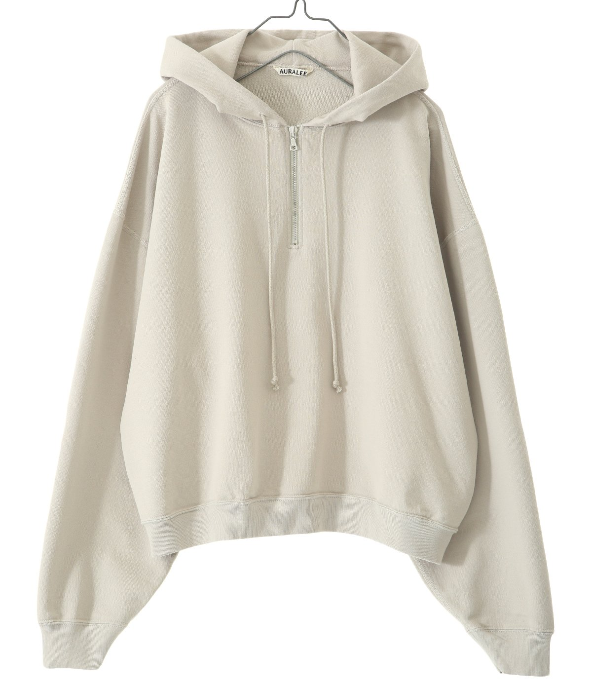 【レディース】SUPER SOFT SWEAT BIG P/O PARKA
