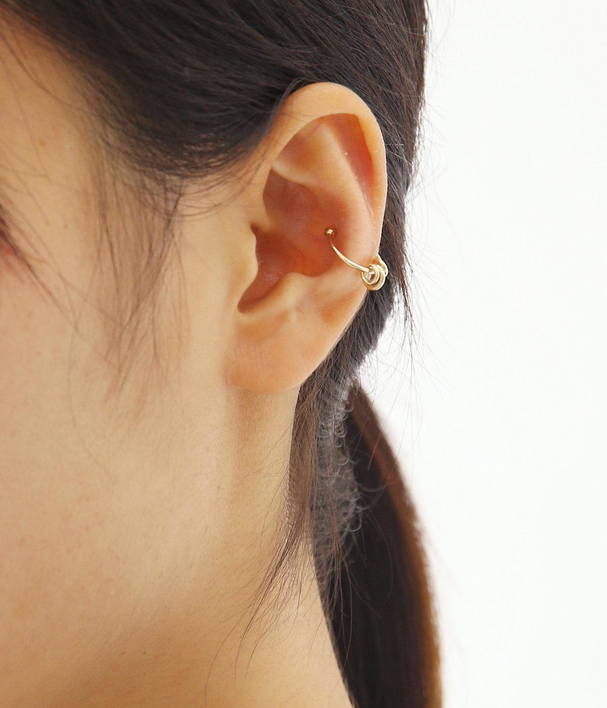 【レディース】3 Circles Ear Cuff(イヤーカフ)