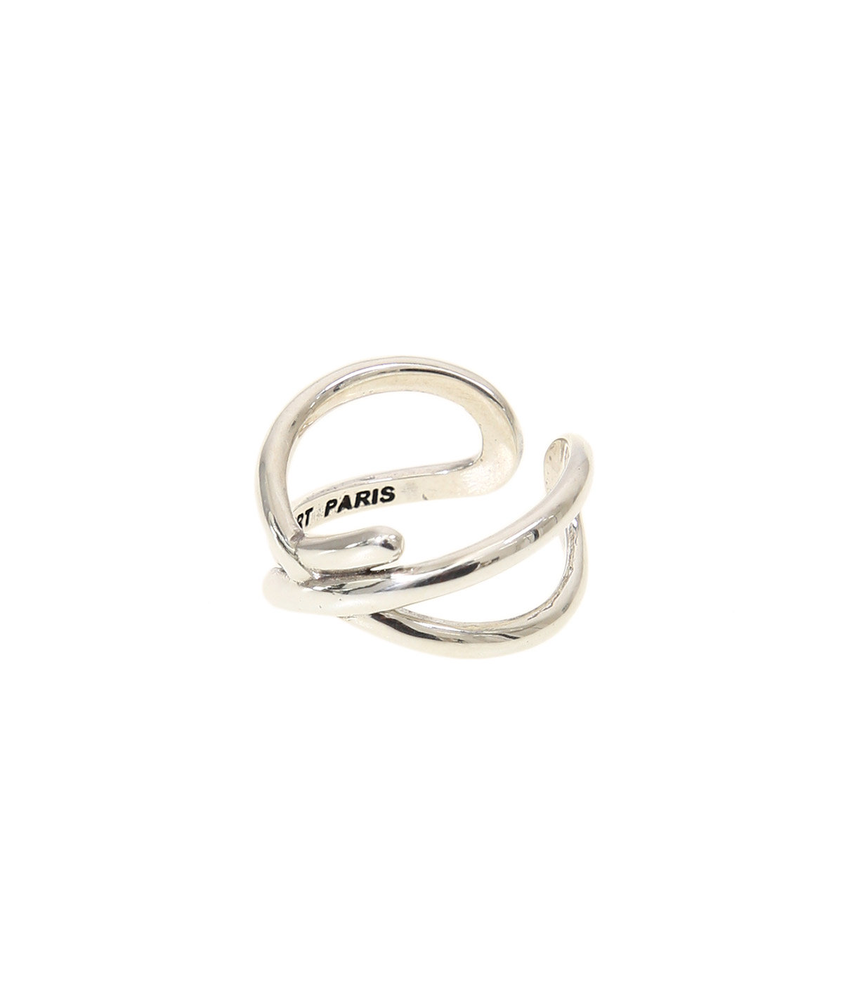 【レディース】Hany ringbrass(brass silver color)