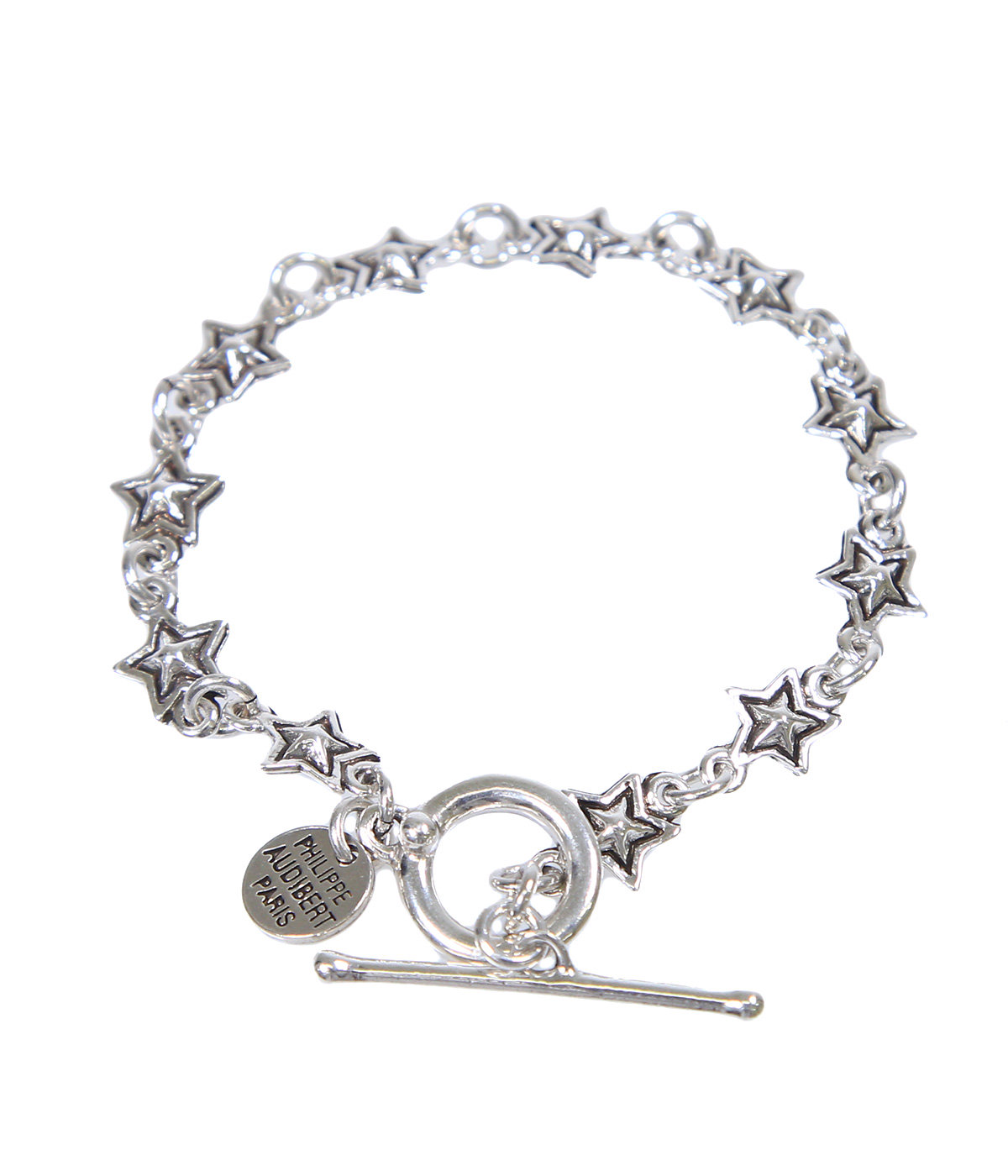 【レディース】April bracelet(silver color)