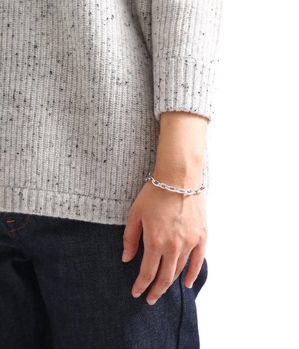 【レディース】Elton bracelet(silver color)
