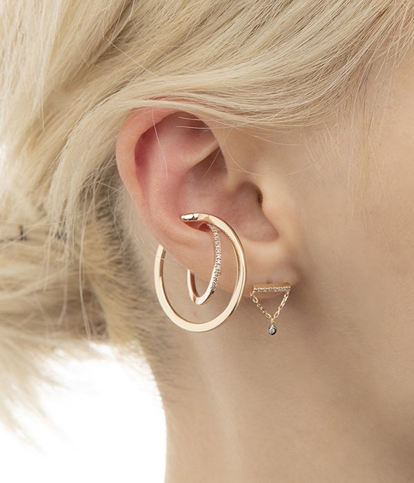 【レディース】Ear Cuff M(イヤーカフ)