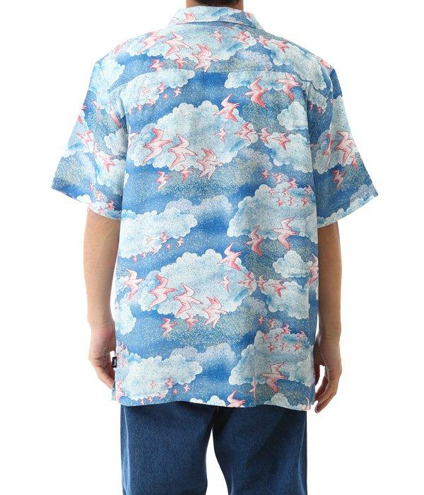 Cloud And Birds Shirt