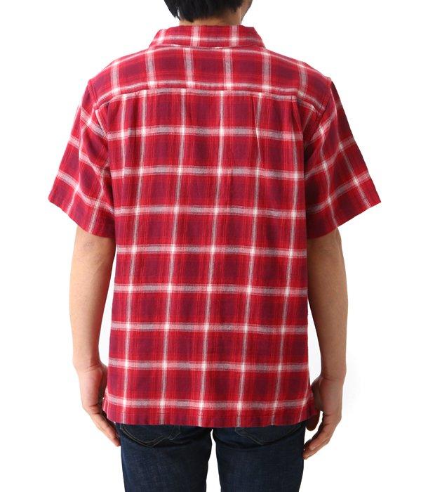 ライトネル S/Sワンナップシャツ