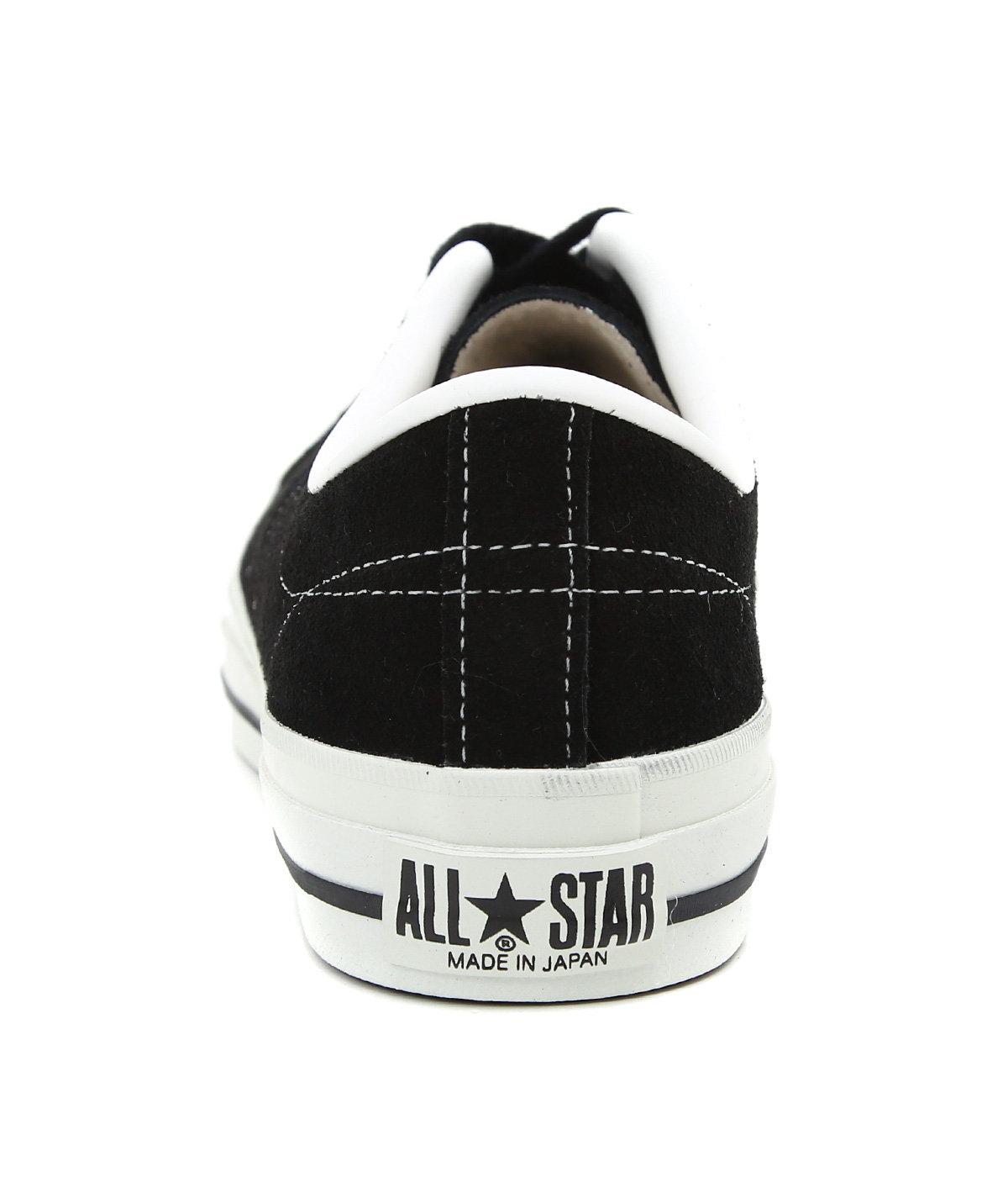 ONE STAR J SUEDE