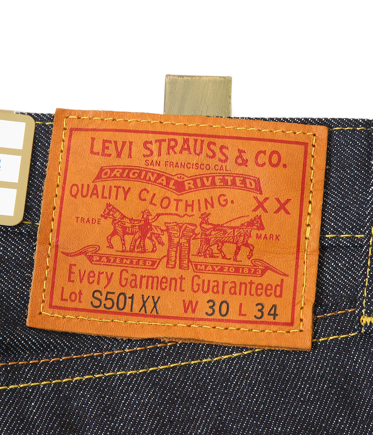 1944 501 JEANS
