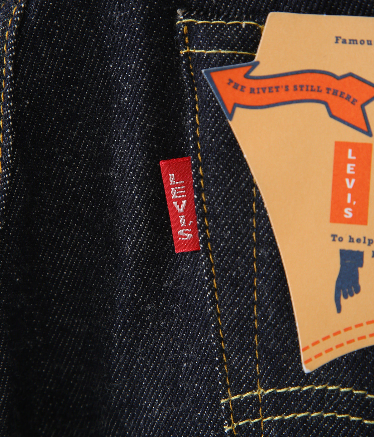 1954 501 JEANS