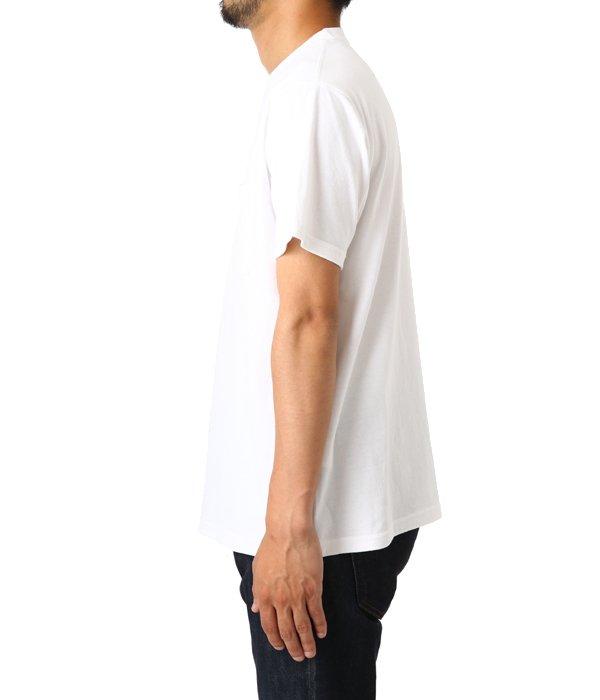 C/N ポケット付き 半袖TEE