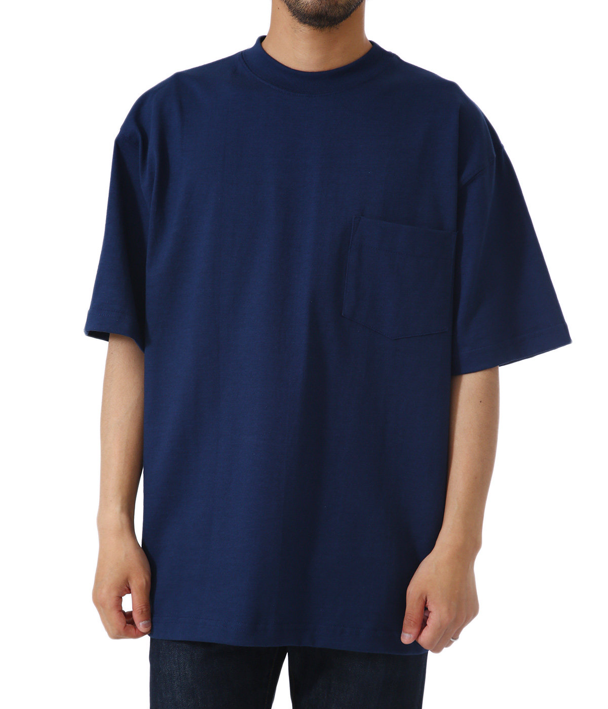 8oz POCKET T-SHIRT (302)