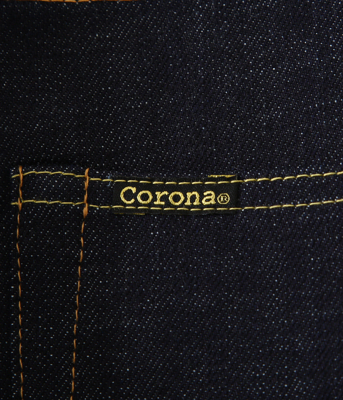 13.5oz SELVEDGE DENIM/INDIGO