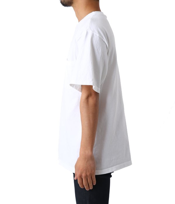 7.2oz CREW POCKET  TEE