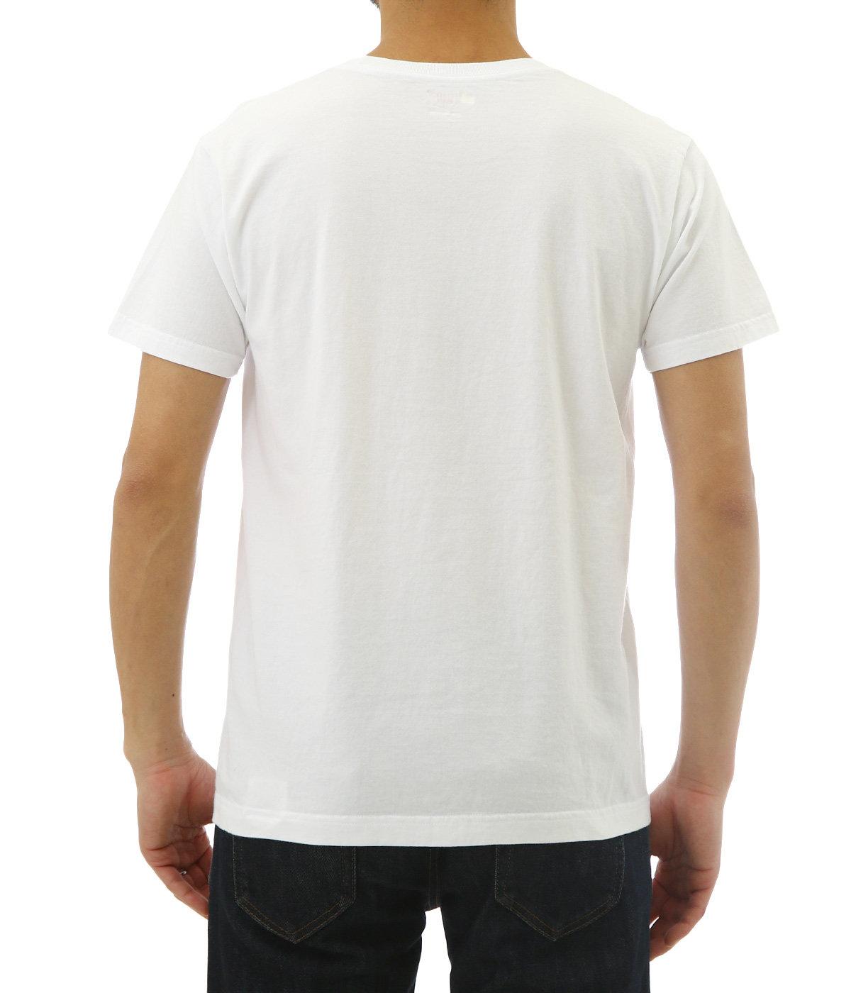 2P Japan Fit クルーネックTシャツ  5.3oz