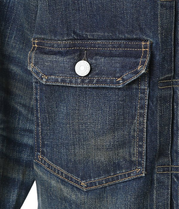 RRL TYPE 2-DENIM JACKET