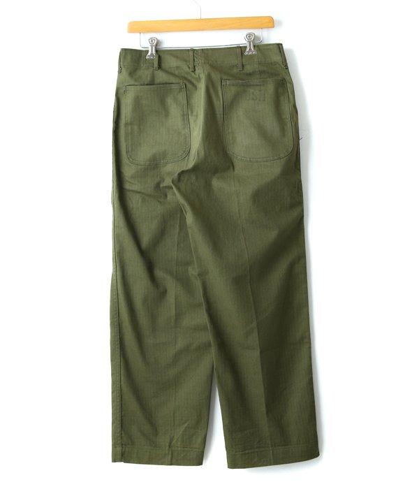 【USED】40's USN HBT Pants