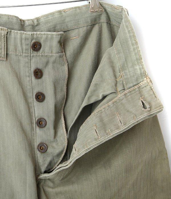 【USED】40's USMC HBT Pants
