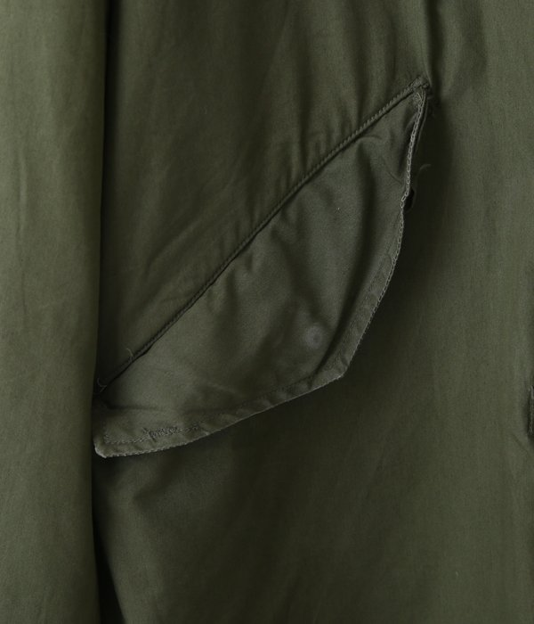 【USED】 M65 FISH TAIL PARKA