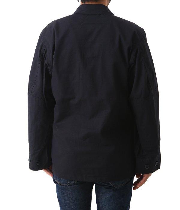 【DEAD STOCK】BDU BLACK 357 SHIRT JACKET(S-SHORT)