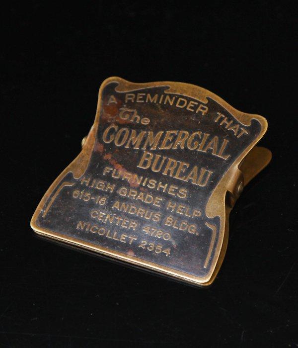 ADVERTISING CLIP 1920-30's