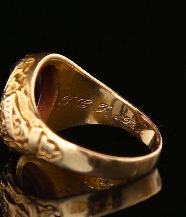 VINTAGE TIFFANY 14k 1870 RING