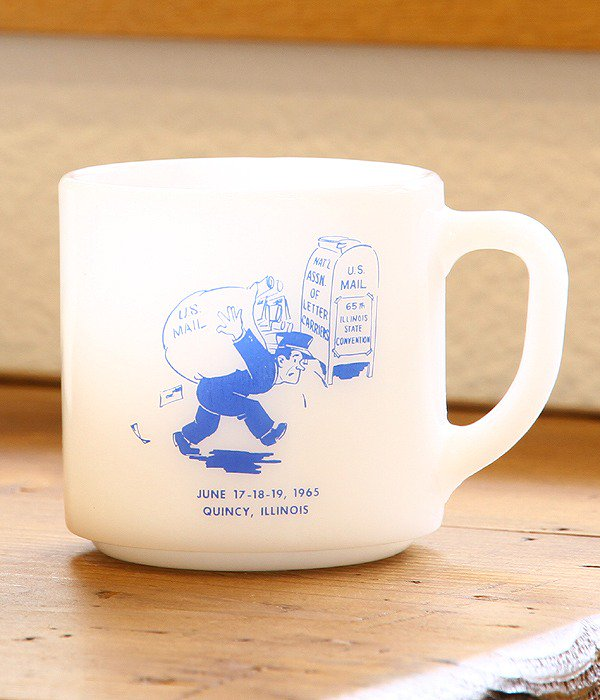FEDERAL MAG CUP -U.S MAiL-