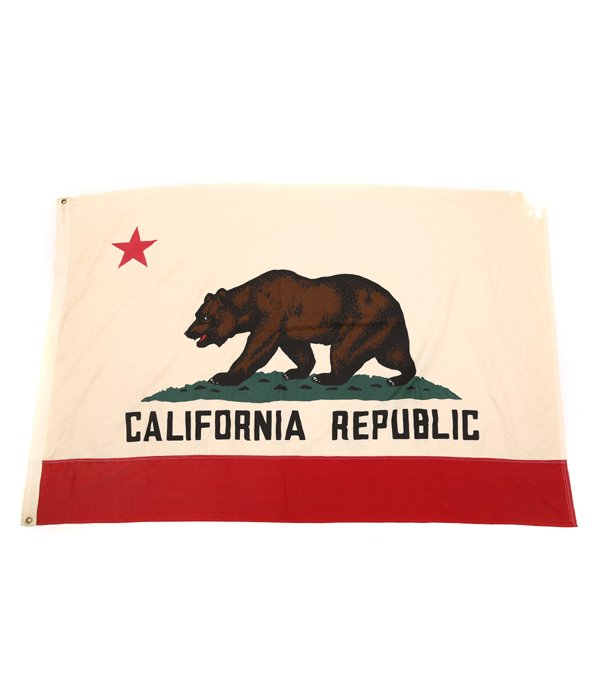 VINTAGE CALIFORNIA FLAG 4×6