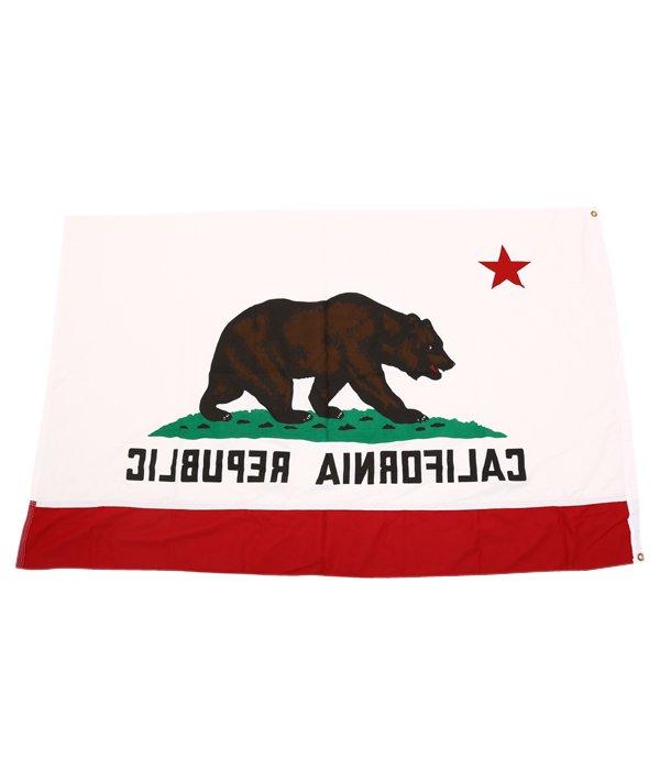 VINTAGE CALIFORNIA FLAG 4×6 DEAD