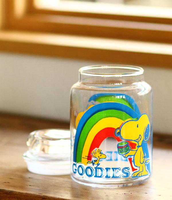 50s SNOOPY クッキージャーL