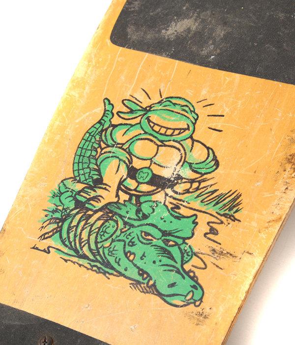 SKATEBORD Turtles